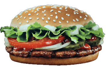 meatless burger picture